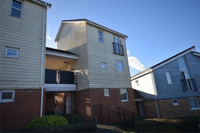 Thumbnail Flat for sale in Follager Road, Willans Green, Rugby, Warwickshire