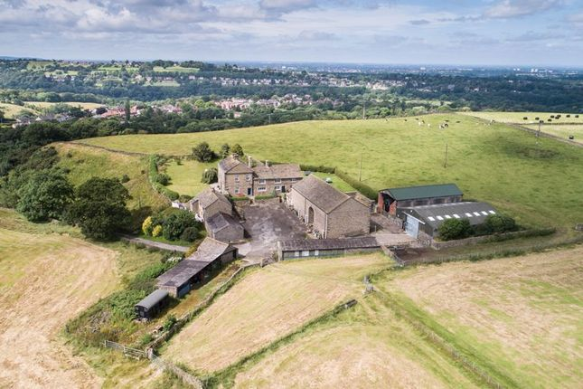 Thumbnail Farm for sale in Knowle Road, Mellor, Stockport