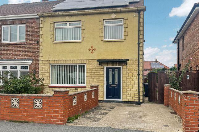 Thumbnail Semi-detached house for sale in Calf Close Lane, Jarrow