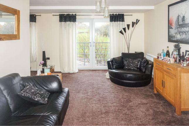 Living Area of Park Grange Mount, Sheffield S2