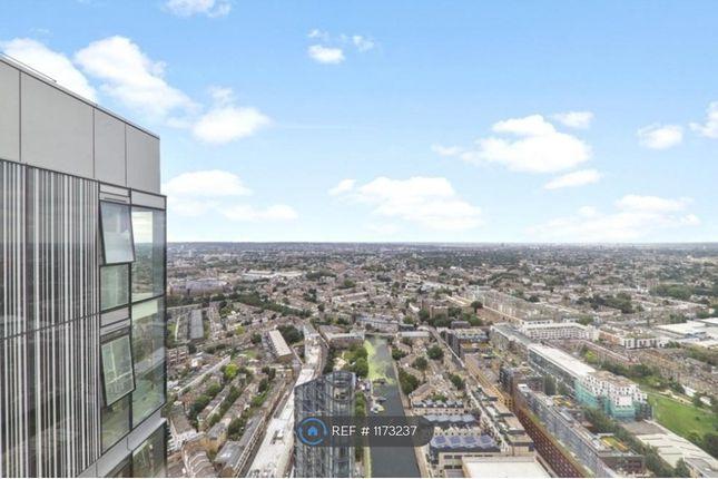 Thumbnail Flat to rent in Carrara Tower, London