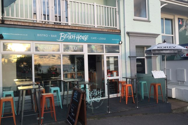Thumbnail Restaurant/cafe for sale in Granville Terrace, 3 West Road, Woolacombe