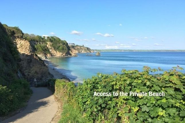 Thumbnail Flat for sale in Clock Tower Court, Duporth, St. Austell