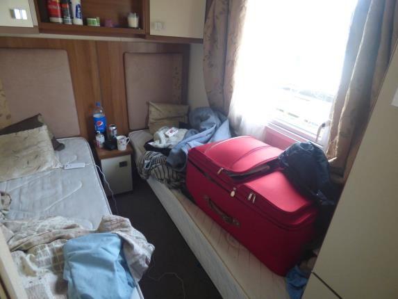 Bedroom of Canada Drive, Billing Aquadrome, Little Billing, Northampton NN3