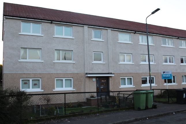 Thumbnail Flat to rent in Shandon Crescent, West Dunbartonshire
