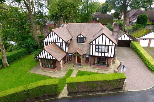 Thumbnail Property for sale in Mansfield Grange, Bury Road, Bamford, Greater Manchester