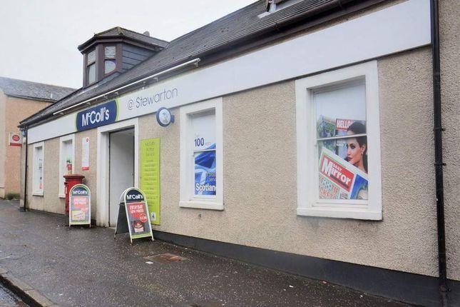 Thumbnail Retail premises to let in Lainshaw Street, Stewarton, Kilmarnock