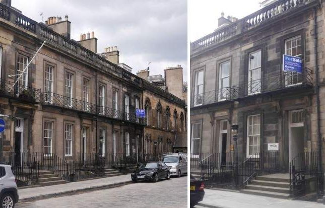 Thumbnail Office for sale in Rutland Street, Edinburgh