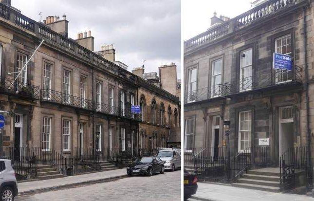 Thumbnail Office for sale in Rutland Street, Edinburgh