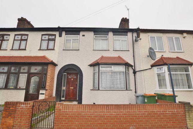 Thumbnail Terraced house for sale in Roman Road, East Ham, London
