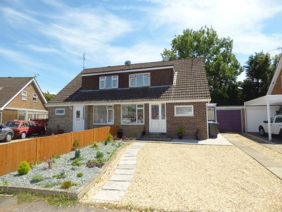 Thumbnail Semi-detached house for sale in Canford Heath, Poole, Dorset