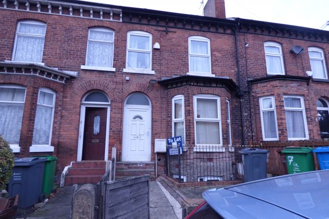 Thumbnail Flat to rent in Talbot Road, Manchester
