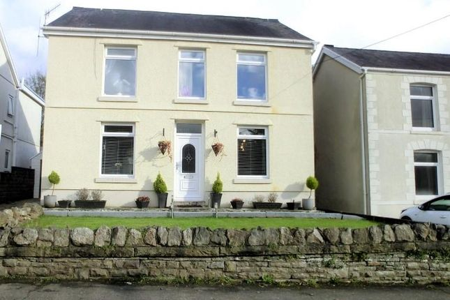 Thumbnail Detached house for sale in Lone Road, Clydach, Swansea