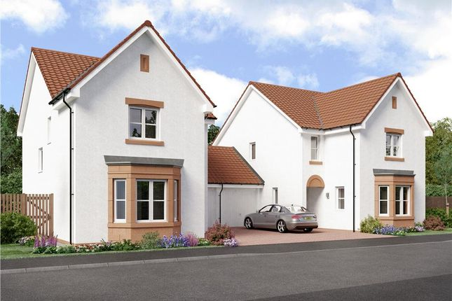 "Thumbnail Semi-detached house for sale in ""Esk"" at Dirleton, North Berwick"