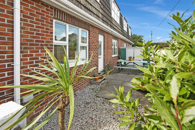 Thumbnail Flat for sale in Porth Bean Road, Porth, Newquay