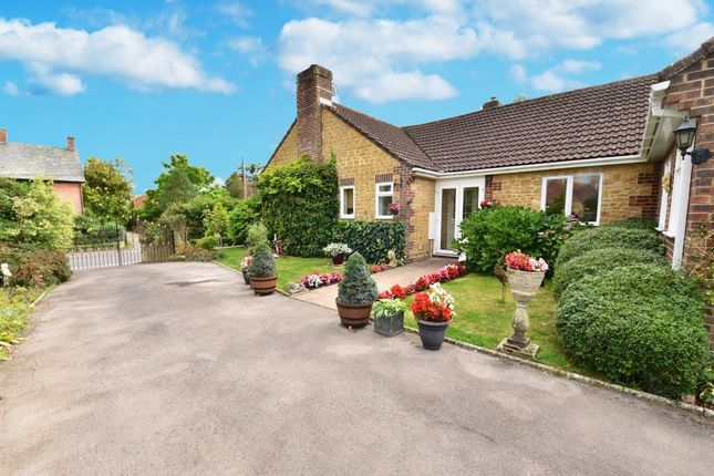 Thumbnail Detached bungalow for sale in Folly Road, Kingsbury Episcopi, Martock