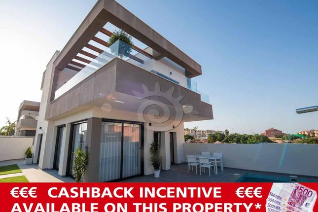 Thumbnail Detached house for sale in Los Montesinos, Spain
