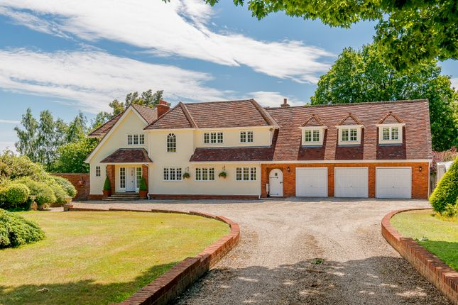 Thumbnail Detached house for sale in Maypole Road, Wickham Bishops, Witham