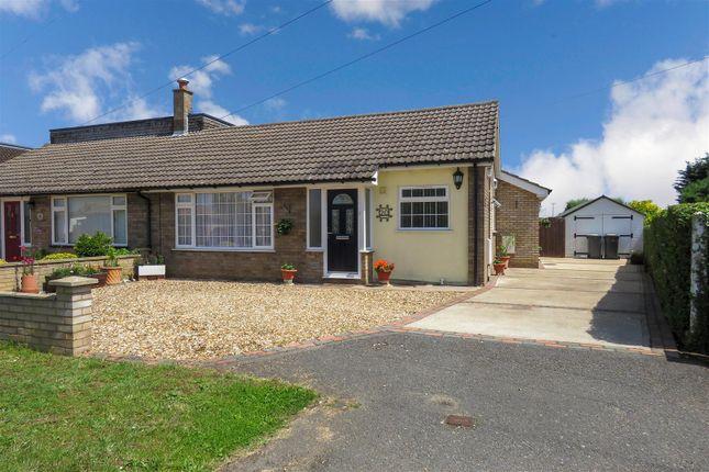 Semi-detached bungalow for sale in Windsor Way, Langford, Biggleswade