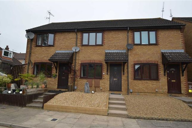Thumbnail Town house to rent in Tippett Court, London Road, Stevenage