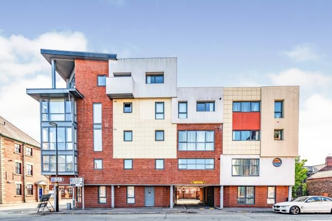 2 bed flat for sale in Pyramid Court, Winmarleigh Street, Warrington, Cheshire WA1