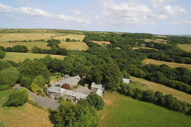 Thumbnail Detached house for sale in Mount, Bodmin