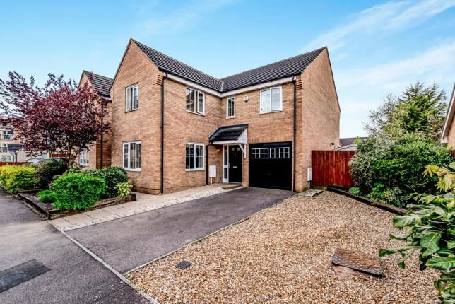 Thumbnail Detached house for sale in Reeve Close, Leighton Buzzard, Bedfordshire