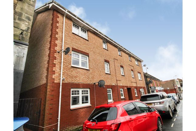 Thumbnail Flat for sale in Jarvey Street, Bathgate