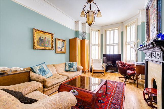 Thumbnail Flat for sale in Fitzgeorge Avenue, London