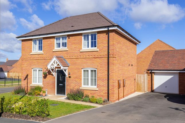 Thumbnail Detached house for sale in Damson Way, Bidford-On-Avon, Alcester