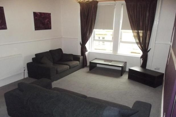 Thumbnail Flat to rent in Meadowpark Street, Dennistoun