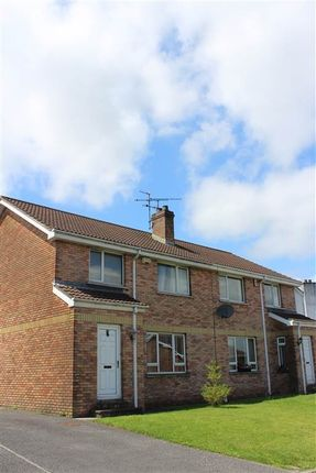 Thumbnail Semi-detached house for sale in Craigaveen Close, Dublin Road, Newry