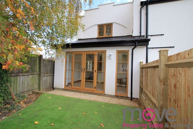 Thumbnail Town house to rent in Parabola Close, Cheltenham