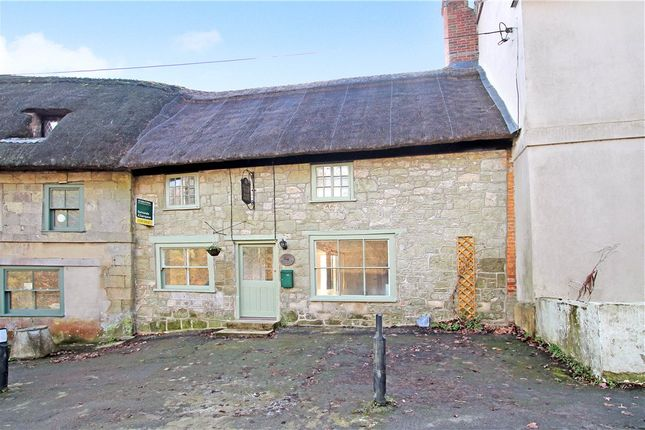 Thumbnail Terraced house for sale in Ludwell, Shaftesbury, Wiltshire