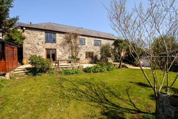 Thumbnail Property to rent in Rosehill, Penzance