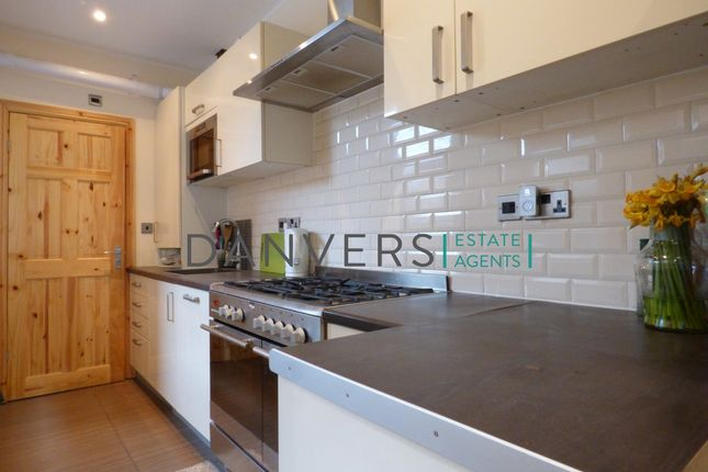 Thumbnail Terraced house to rent in Bruce Street, Leicester