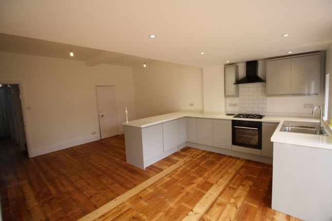 Thumbnail End terrace house to rent in Telford Road, Exeter, Devon