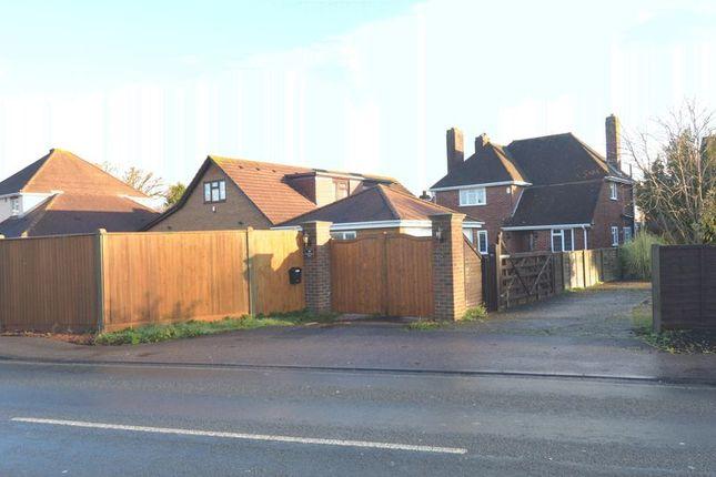 Thumbnail Detached house for sale in Titchfield Road, Stubbington, Fareham