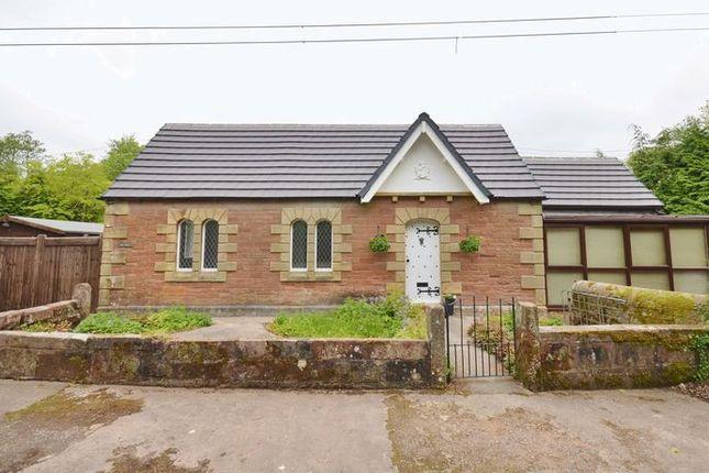Thumbnail Detached bungalow for sale in Hensingham, Whitehaven