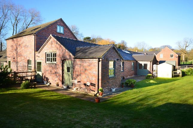 Thumbnail Barn conversion for sale in Mill Farm Barns, Mill Street, Stone