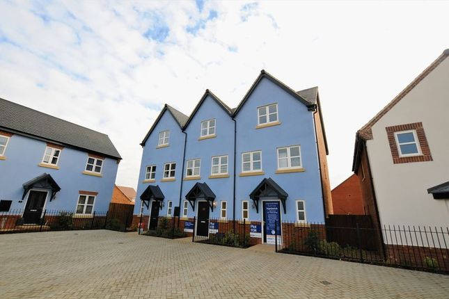 Thumbnail Terraced house for sale in Rykneld Road, Littleover, Derby