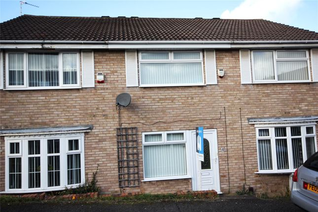 Thumbnail Terraced house to rent in Almond Rise, Forest Town, Notts