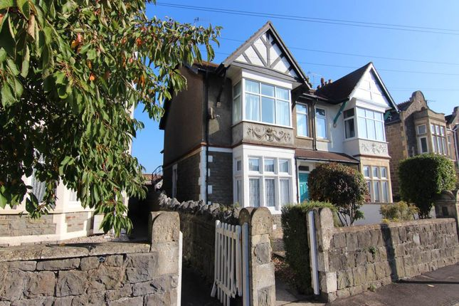 Thumbnail Flat to rent in Nithsdale Rd, Weston-Super-Mare, North Somerset