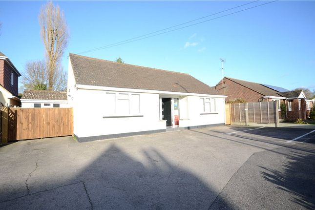 Thumbnail Detached bungalow for sale in High Street, Sandhurst, Berkshire
