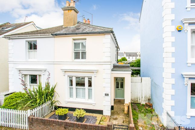 Thumbnail Semi-detached house for sale in Standen Street, Tunbridge Wells