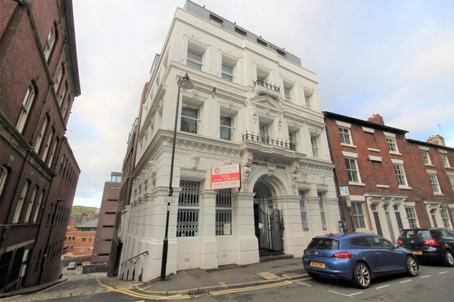 Thumbnail Flat to rent in Bank Street, Sheffield