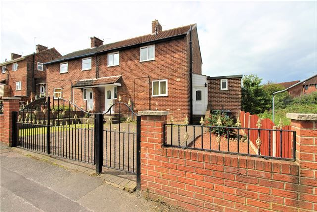 Thumbnail Semi-detached house to rent in Wesley Avenue, Sheffield