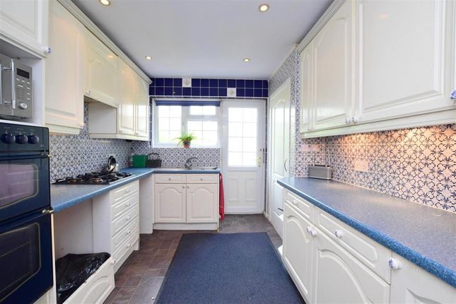 Thumbnail Detached bungalow for sale in Nepcote Lane, Findon, Worthing, West Sussex