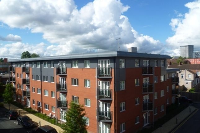 Thumbnail Flat to rent in Monea Hall, Lower Ford St, Coventry