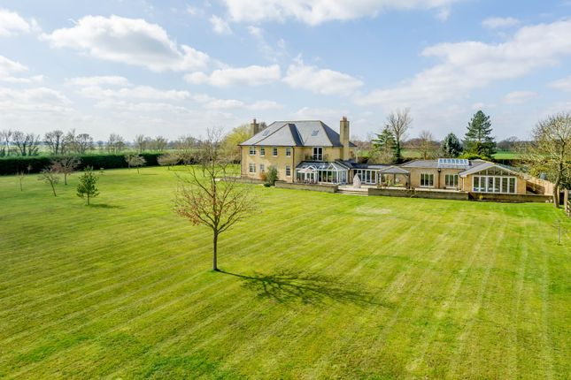 Thumbnail Detached house for sale in School Lane, Beauchamp Roding, Ongar, Essex